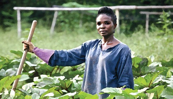 """On Sunday, Feb. 7, the Black Heritage Trail of New Hampshire series of annual Elinor Williams Hooker Tea Talks will begin with a discussion titled """"Racism, Land, and the American Farming Landscape."""""""