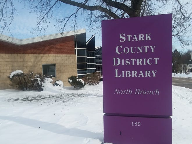 Starting Monday, theStark County District Library's North branch at 189 25th St. NW will close for a five-month, $1.55 millionrenovation.