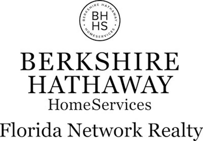 Berkshire Hathaway HomeServices Florida Network Realty is holding an open house event.