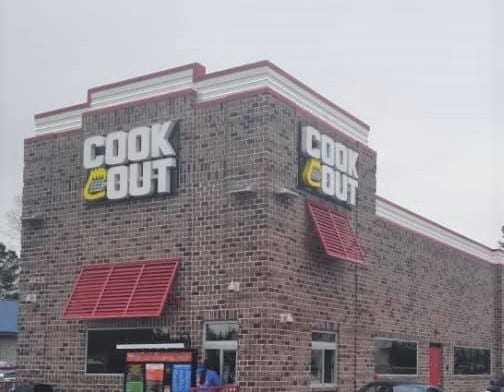 A Cook Out restaurant opened in January in Shallotte. Now, one could be coming to Leland.