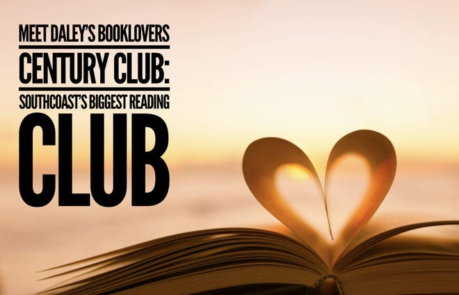 Lauren Daley started the Century Club eight years ago when she first challenged SouthCoast locals to read at least 25 books.