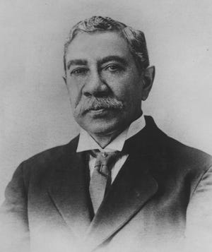 Pictured, John P. Green, who spent his childhood in New Bern before relocating to Ohio. The photo is included in the Cleveland Public Library Digital Gallery. [CONTRIBUTED PHOTO]