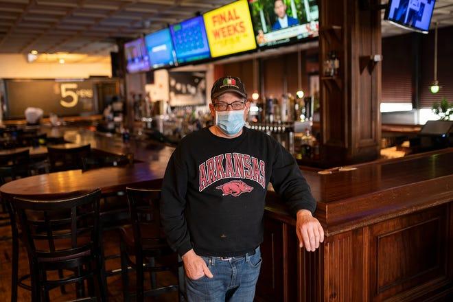 Compass Tavern owner David Domenick.