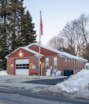 The Worcester Fire Department's Burncoat Street station is the home of Engine 8.