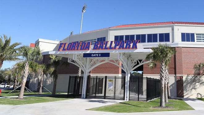 Florida Ballpark will make its debut Feb. 19-21 when Miami pays a visit.