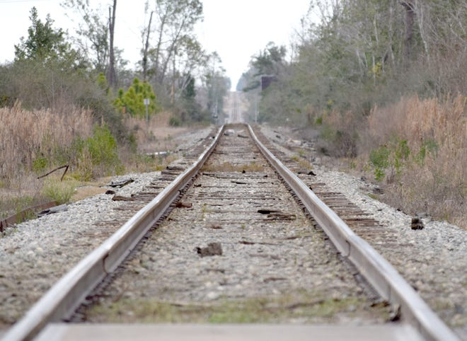 A woman was hit and killed by a train early Friday morning in Panama City.