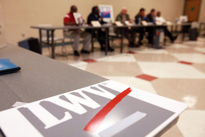 The League of Women Voters of Greater Tuscaloosa will be hosting a political forum for the upcoming municipal elections for mayor and City Council later this month. [Staff file photo/Michael E. Palmer]