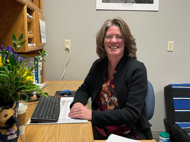 Teresa Majerus was recognized as the 2020 Montana School Counselor of the Year by the Montana School Counselor Association. Majerus works with Lewistown Public Schools with grades 7 through 9.