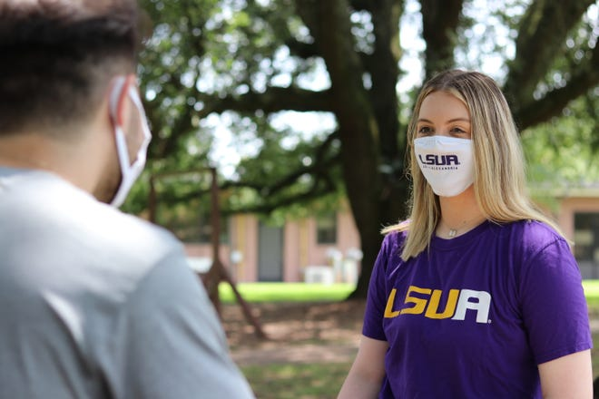 LSU of Alexandria shifted to all virtual instruction in March 2020 through the summer semester, and students and faculty could return to campus for some face-to-face instruction for the fall 2020 semester.