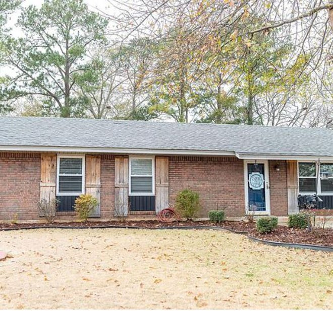 One updated home at 6240 Hinchcliff Road in Montgomery East provides three bedrooms and one and a half bathrooms within 1,709 square feet of living space. The home is on the market for $125,000.