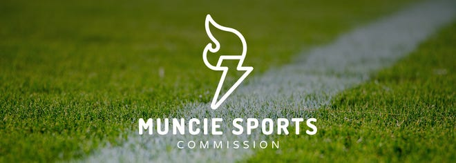 Muncie Sports Commission logo.