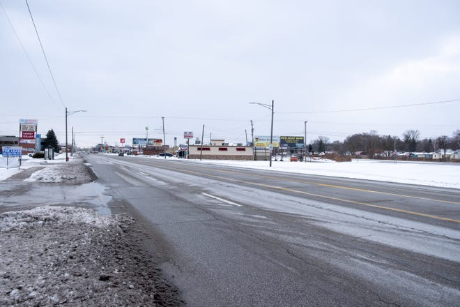 MDOT plans to resurface M-25 between Hancock Street in Port Huron and M-136 in Fort Gratiot in 2022.
