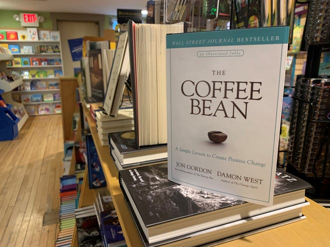 The book, Coffee Bean, is the centerpiece to a city-wide outreach program.