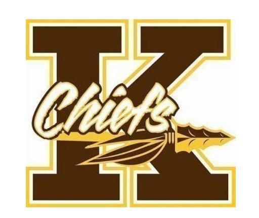 The logo used by Kickapoo High School
