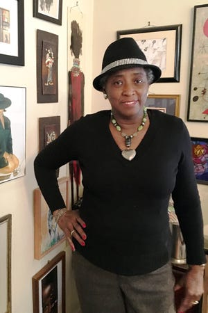 Annie Harris opened up her home gallery in 1999in  the 400 block in Frenchtown. She wanted to create a hub where people could come by to both see and experience art.