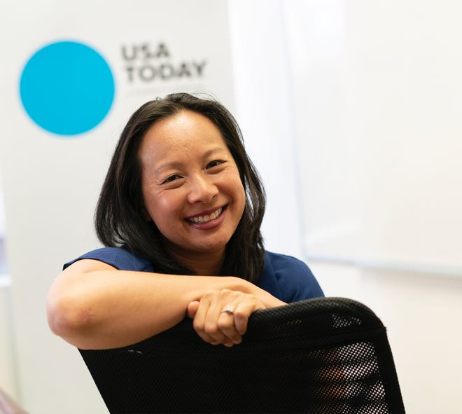 Kristen Go has been named executive editor for news and initiatives for USA TODAY
