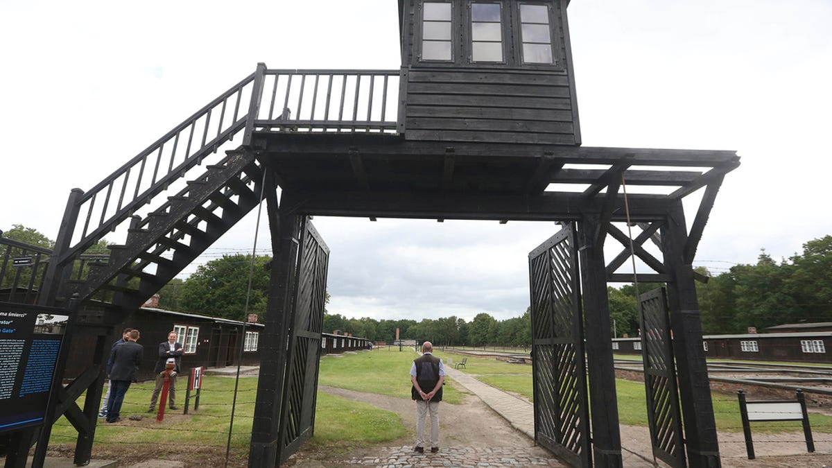 Secretary at Nazi Concentration Camp Charged With 10,000 Counts of Accessory to Murder