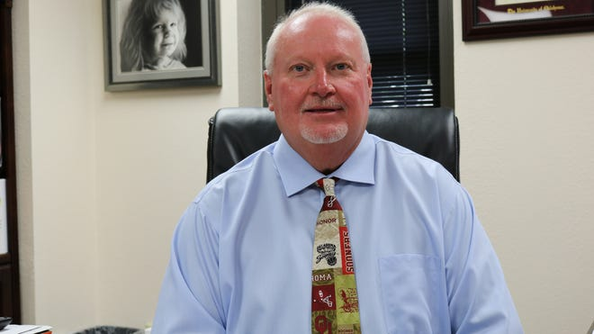 Ardmore City Manager JD Spohn will be retiring on April 23.