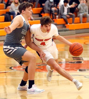Ashland's Luke Denbow was named the OHSBCA Division I District 6 Player of the Year.