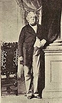 William Makepeace Thackeray came to Augusta during his 1856 Georgia speaking tour.