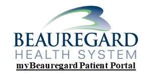 The myBeauregard patient portal gives patients instant access to their health information for any visit on or after January 1, 2021
