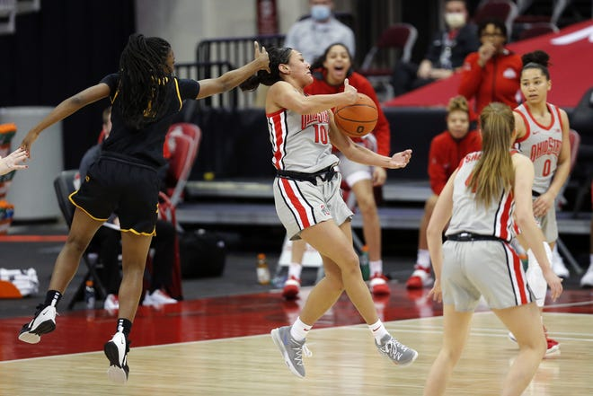 Ohio State women's basketball players had no role in NCAA violations that led to a self-imposed postseason ban, but the way the system works they will feel the punishment most acutely.