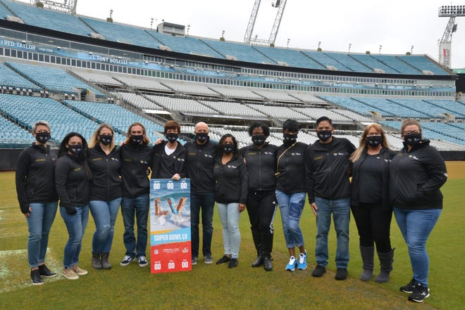 A dozen Baptist Health doctors, nurses, and other patient care staff  received tickets to  Super Bowl LV at Raymond James Stadium in Tampa, where they will be among about 7,500 health care professionals being honored for their outstanding dedication and care of COVID-19 patients. The Jacksonville Jaguars, NFL and Baptist Health teamed up to recognize the medical center employees.