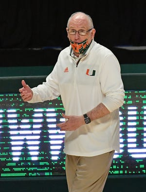 The Miami team competing in The Basketball Tournament consists of players who all were coached by Jim Larranaga and play his style of basketball.