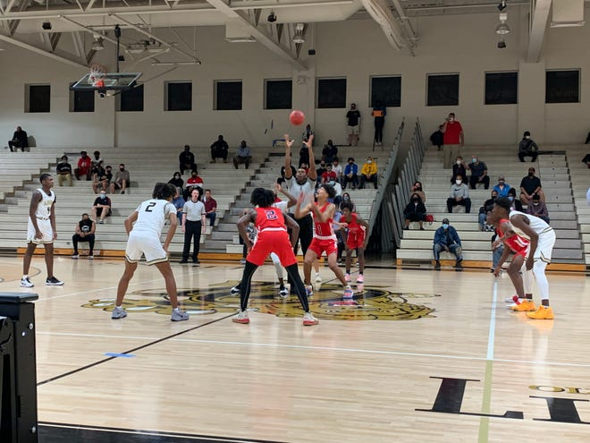 The Olympic Heights boys basketball team cruised to a 90-74 win over Forest Hill on Friday night.