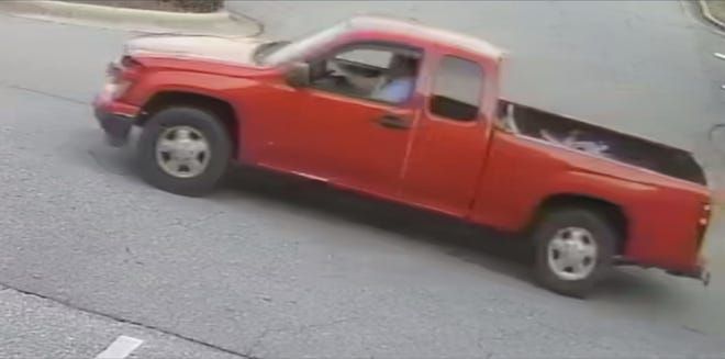 Police are seeking to identify this truck as part of a hit and run investigation.