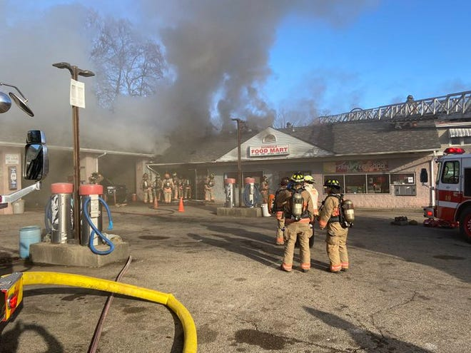 The Cincinnati Fire Department said a fire at the Avondale Food Mart this morning caused property damage estimated at $200,000 but injured no civilians or firefighters.