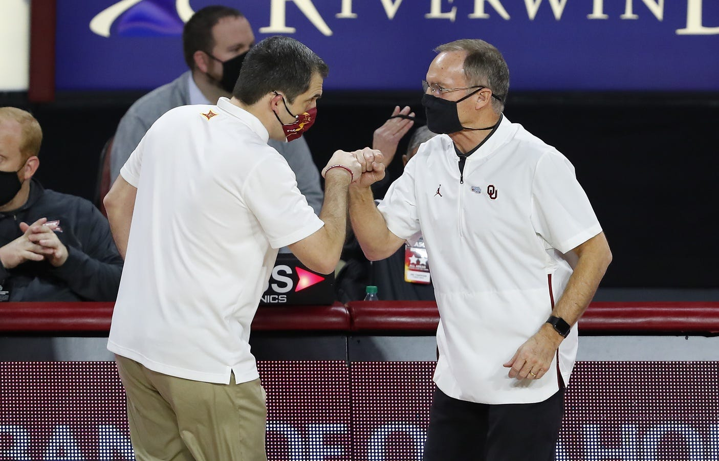 Steve Prohm: Iowa State needs to be strong on defense to compete with Oklahoma