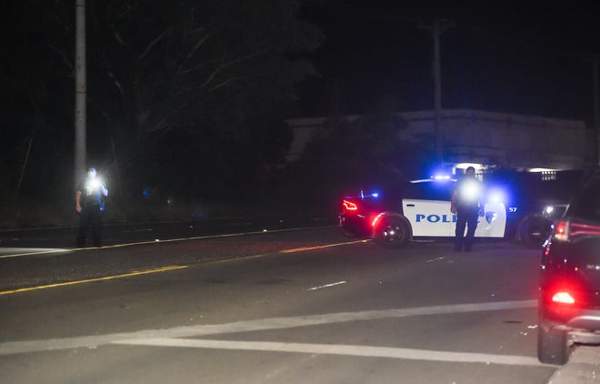 A man was killed an auto-pedestrian crash around 8:45p.m. Saturday on Route 10 in Barrigada, according to the Guam Police Department.