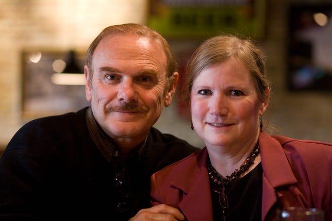 Ray and Deborah Engelking