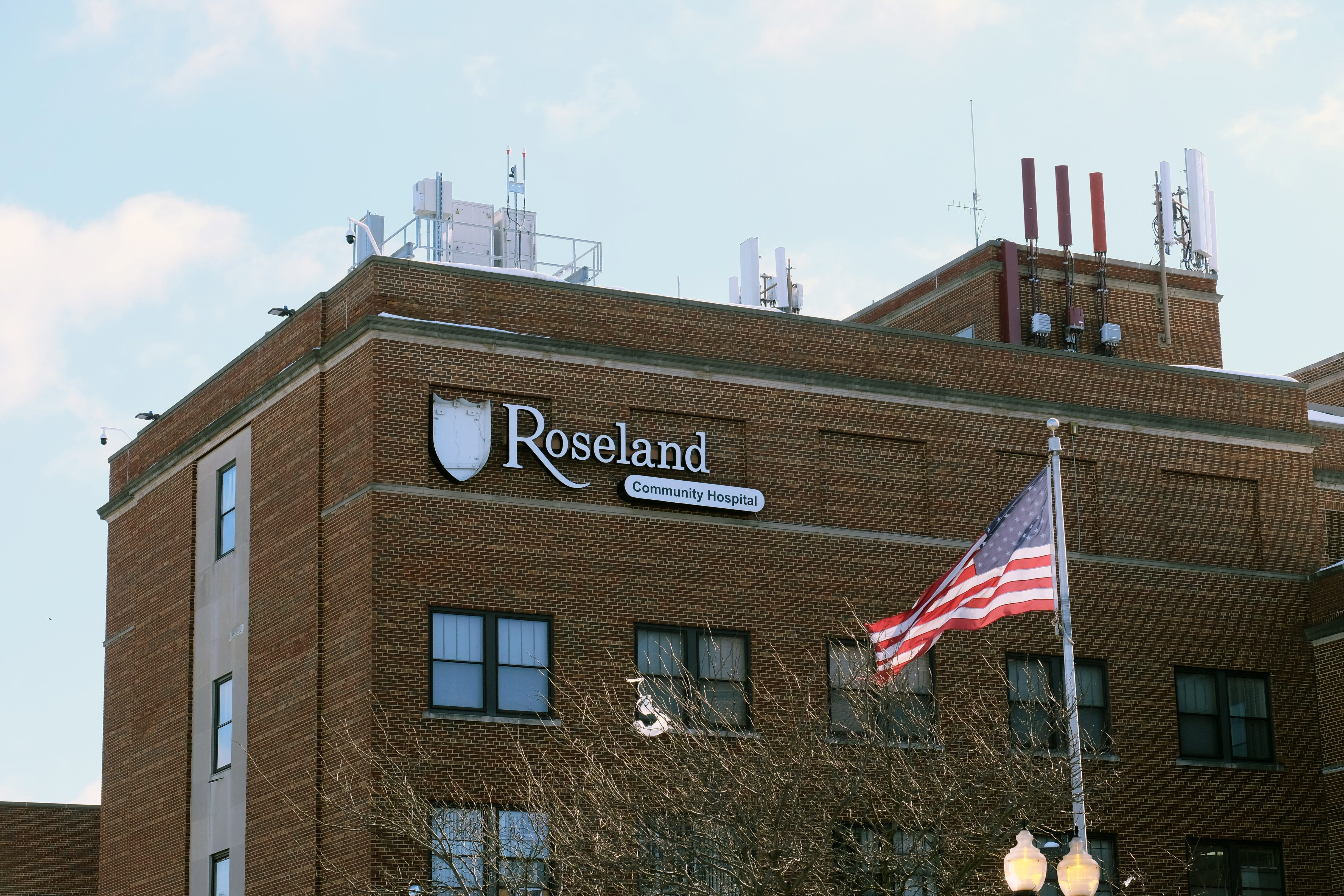 Roseland, on Chicago's far south side, includes part of the 60628 ZIP code, where approximately 4% of residents have received a first vaccine dose, according to city data.