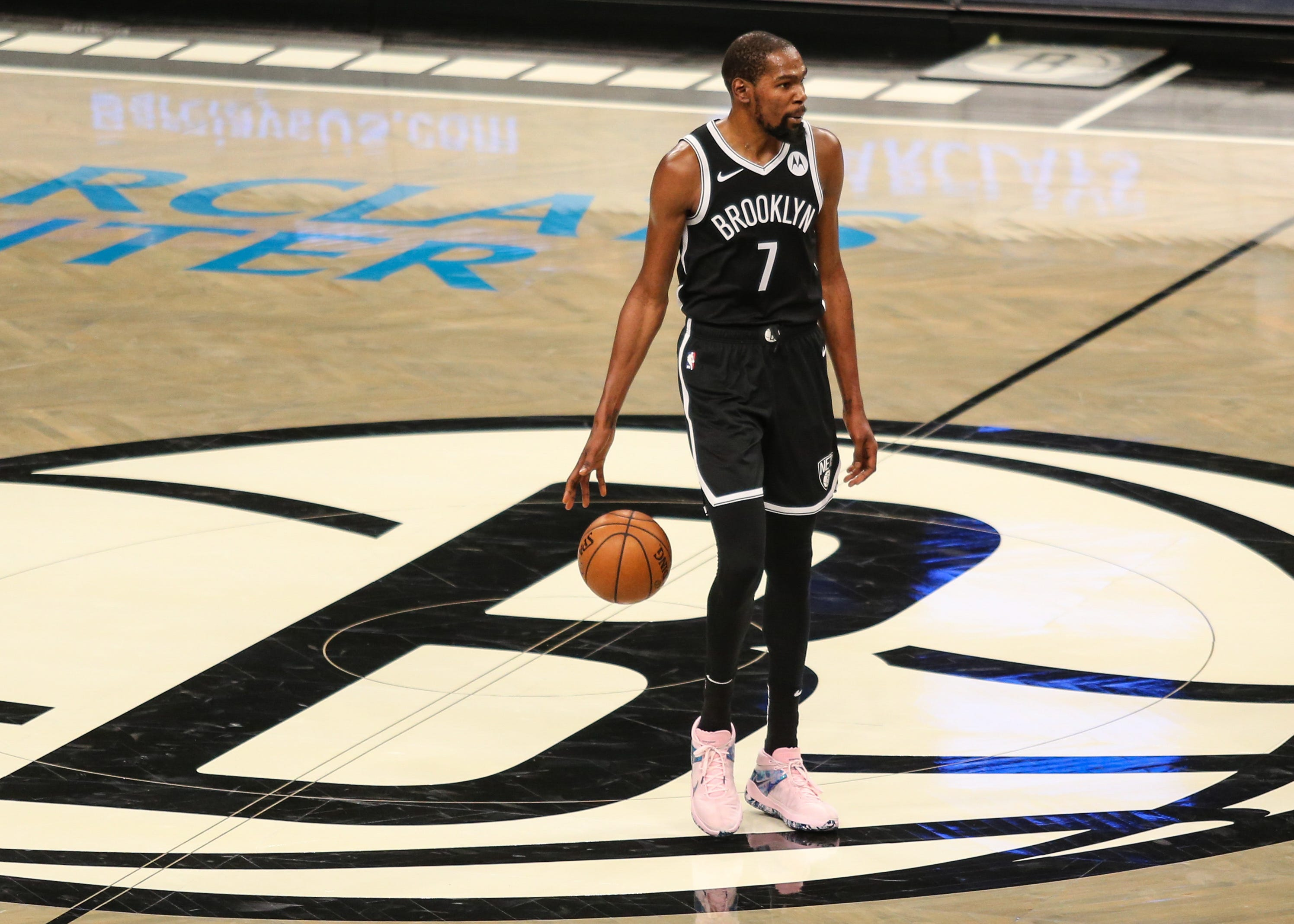 Nets  Kevin Durant must quarantine seven days after contact with team employee who tested positive for COVID-19