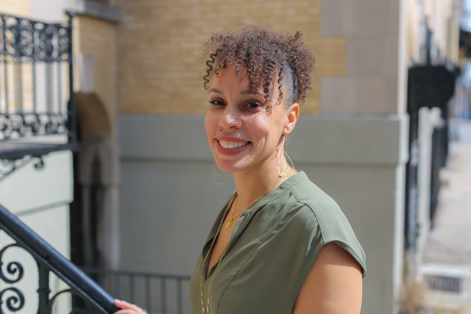 """""""Personally, especially as a black woman, COVID was upsetting, All the events were upsetting but really the addition of what was happening over the summer with police brutality, that was actually what pushed me really hard,"""" Tia Dole said."""