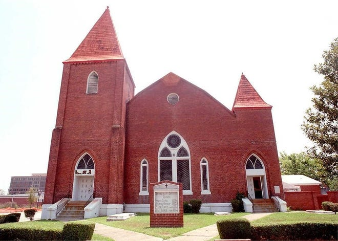 Atlanta's Morehouse College started in the basement of Augusta's Springfield Baptist Church in 1867.