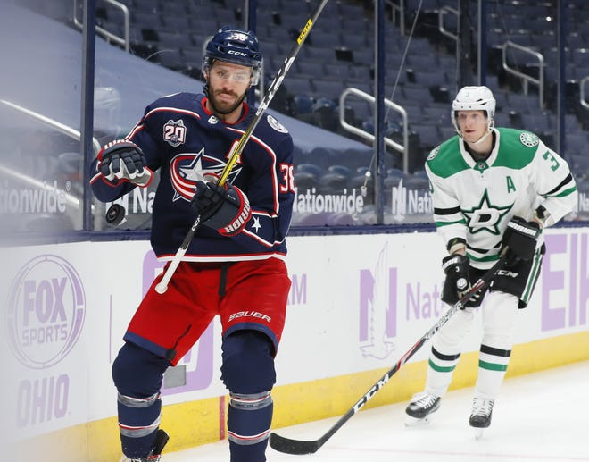 Few players in the NHL are harder to play against than the Blue Jackets' Boone Jenner, but roster turnover has left the team seeking the gritty identity that has been a badge of honor in recent years.