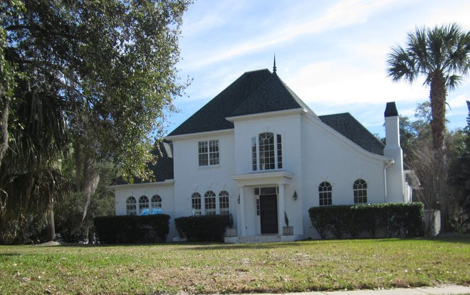 This house on John Bulow Circle in Sugar Mill Estates has four bedrooms and 3 1/2 baths in 3,525 square feet of living space. Built in 1994 on a corner lot, it also has two master suites, a wood-burning fireplace, an office/den, a walk-in pantry and a screened pool and spa. It sold recently for $520,000.