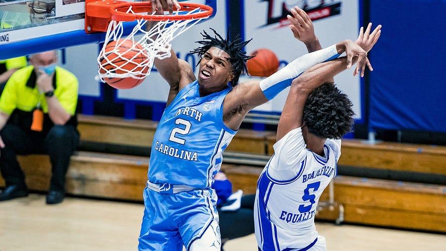 UNC basketball excited for fresh start under Hubert Davis