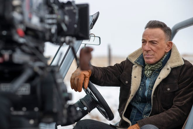"""Singer-songwriter Bruce Springsteen stars in Jeep's Super Bowl LV ad called """"The Middle"""" about finding common ground."""