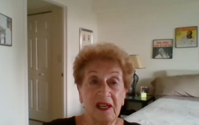 On Wednesday Jan. 27, International Holocaust Remembrance Day, the FSU Jewish Student Union hosted a Zoom event featuring Holocaust survivor Rodi Glass.