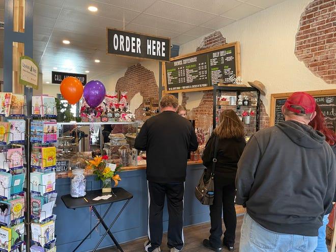 BrewCo Coffeehouse & Dilly Deli, located in downtown El Dorado, invited the public to their sixthbirthday on Feb. 6, 2021. n