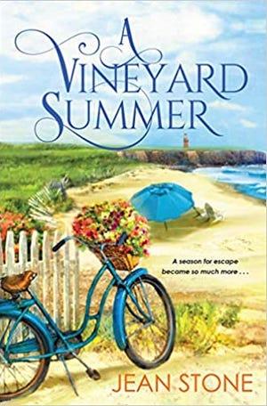 """A Vineyard Summer"" by Jean Stone"