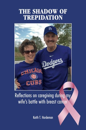 A local writer and communication expert recently published a book about his wife's battle with breast cancer.