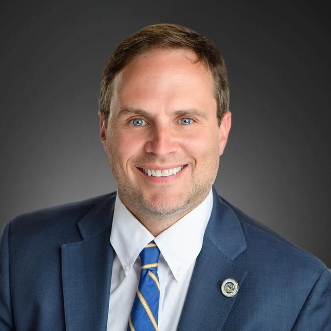 State Rep. Tanner Magee, R-Houma
