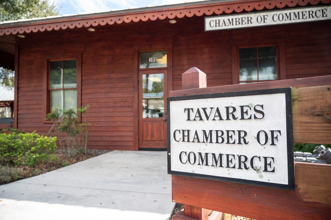 Tavares Chamber of Commerce [Cindy Peterson/correspondent]