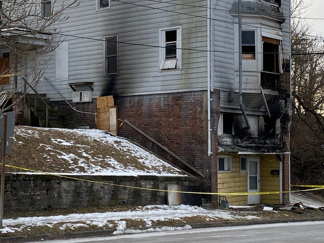An apartment building in Cambridge sustained fire, smoke and water damage as the result of a fire late Saturday afternoon. No injuries were reported.