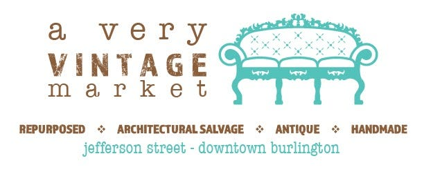 A Very Vintage Market is July 17 in downtown Burlington